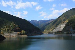 名栗湖-2