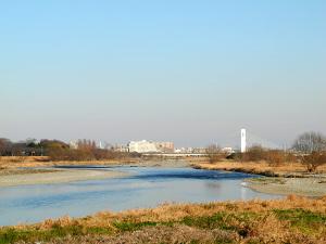 多摩川-1