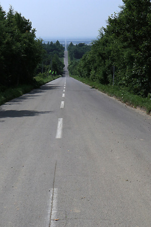 天空への道